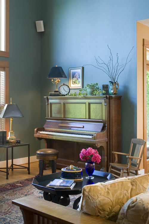 The chapmans plan 2270ca for Piano for small space