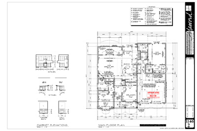House Electrical Plan Example - SmartDraw